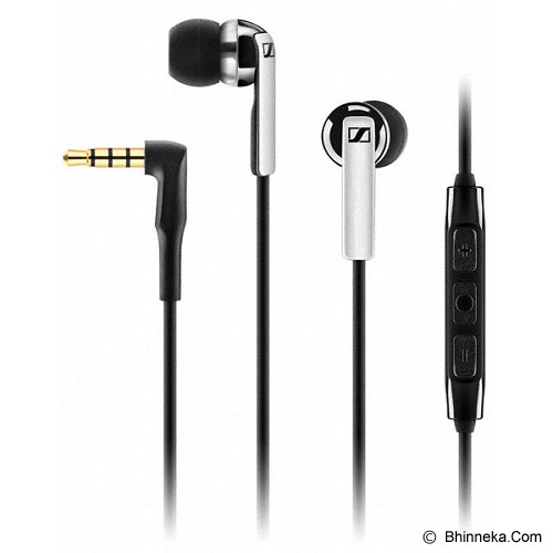 SENNHEISER Earphone [CX 2.00G] - Black - Earphone Ear Monitor / Iem